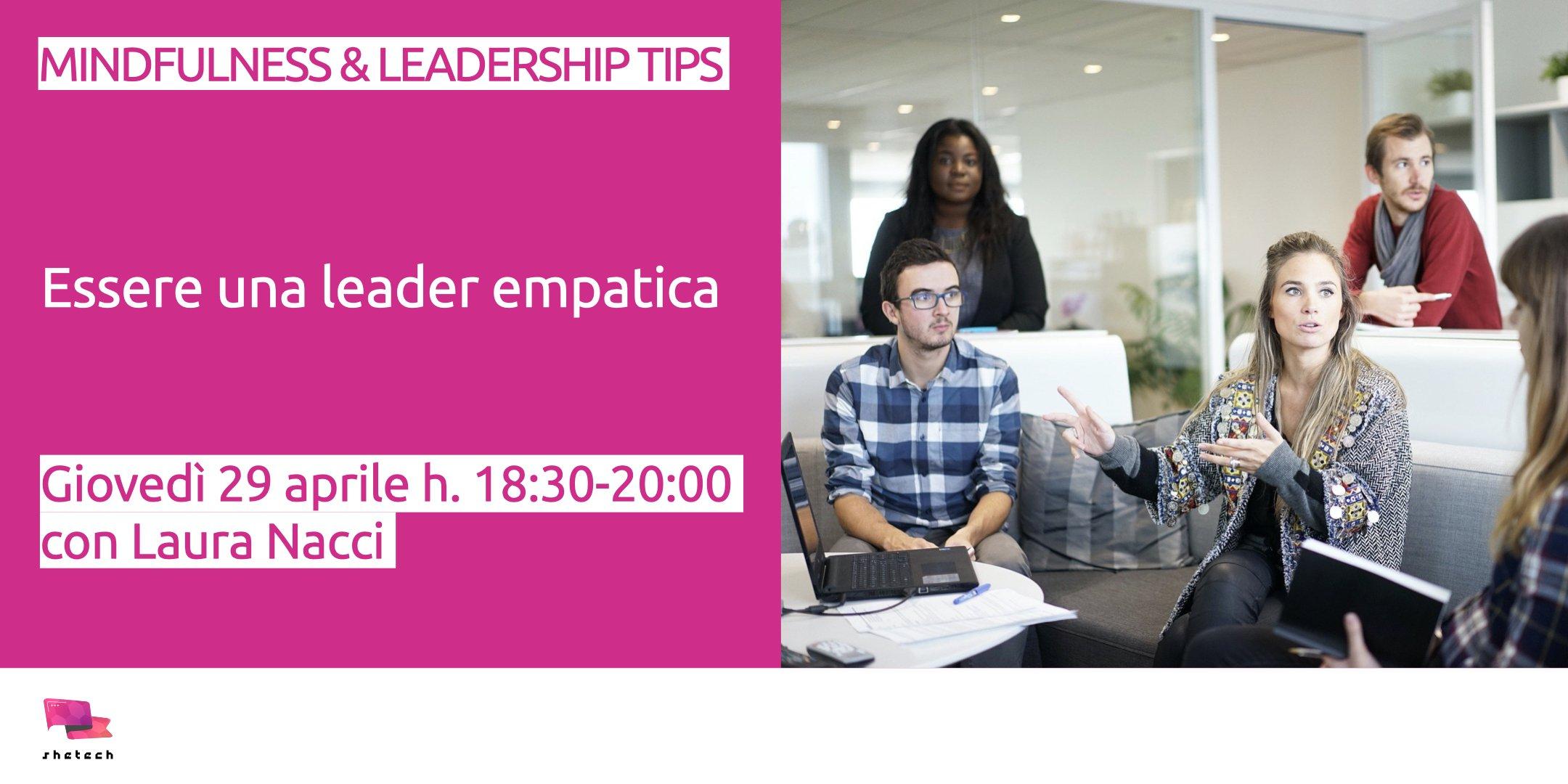 Essere una leader empatica