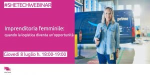 Imprenditoria femminile: quando la logistica diventa un'opportunità